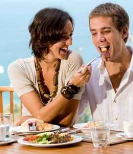 أطعمة السعادة الزوجية