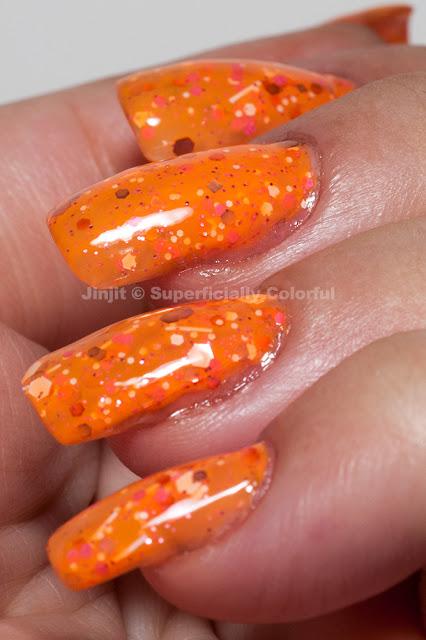KBShimmer - Orange A Peel