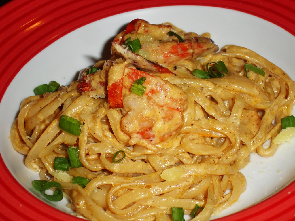TGI Friday's Restaurant Copycat Recipes: Cajun Chicken Pasta