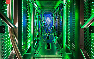 Data center de google