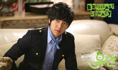 Daftar Soundtrack Lagu Drama Brilliant Legacy OST
