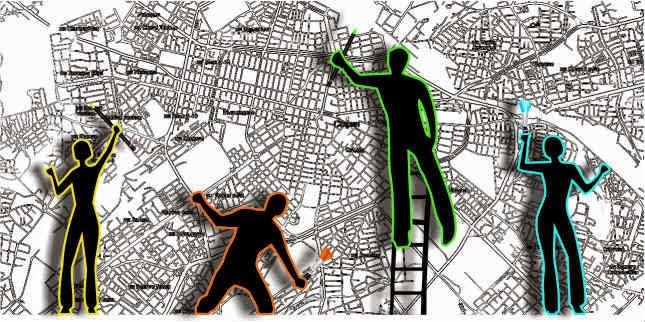 Partnership in Urban Regeneration ielts reading