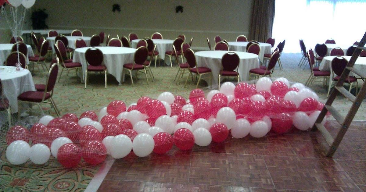 Balloon Drop Net Balloon Invitations Pictures