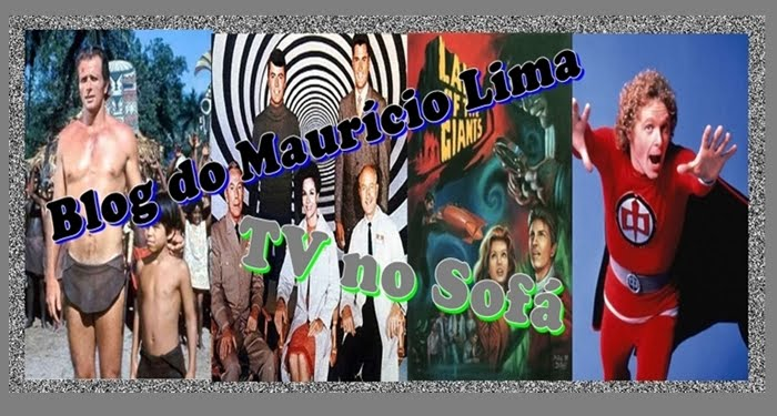 Blog do Maurício Lima - Tv no Sofá