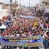 Manifestação em Iguatu cobra ações do governo do estado nas áreas da educação, saúde e geração de empregos