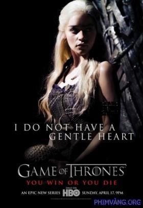 Cuộc Chiến Ngai Vàng Phần 1 - Game Of Thrones Season 1 - 2011