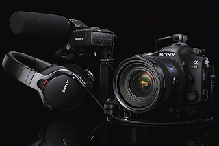 Sony Alpha A99 camera, DSLT Full Frame camera, Sony camera