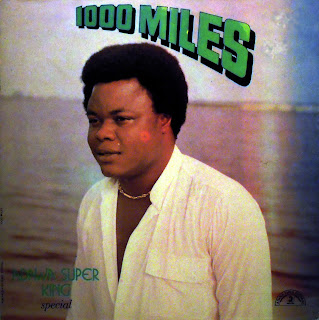 Admiral Dele Abiodun and his TopHitters Band - 1000 Miles,Leader Records 1982