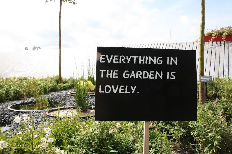Countryliv: Floriaden - Ideer og et lille nyt projekt