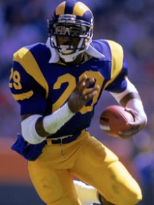 Today In Pro Football History 1984 Eric Dickerson Breaks