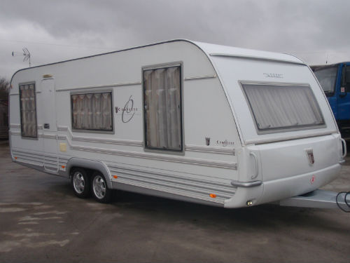 ebay scam hunter tabbert 22 ft comtesse caravan. Black Bedroom Furniture Sets. Home Design Ideas