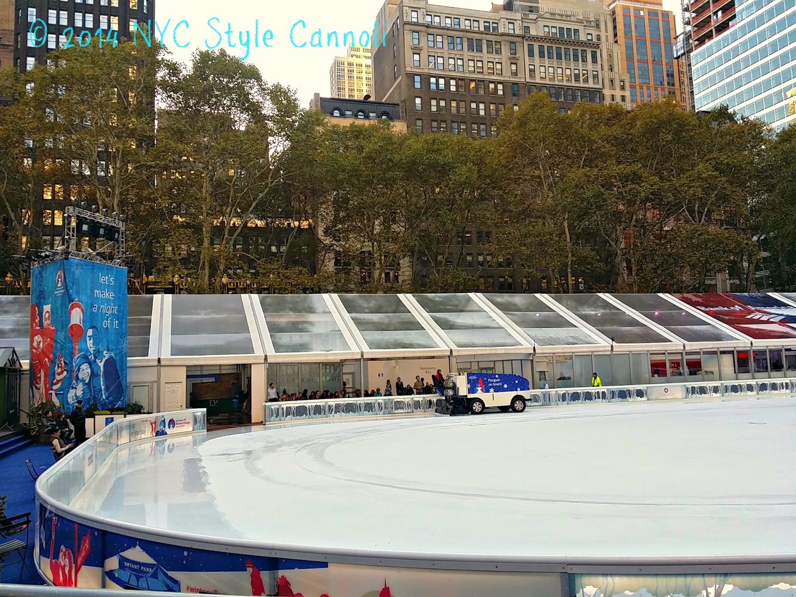Lucid New York at the Holiday Shops in Bryant Park | NYC, Style & a ...