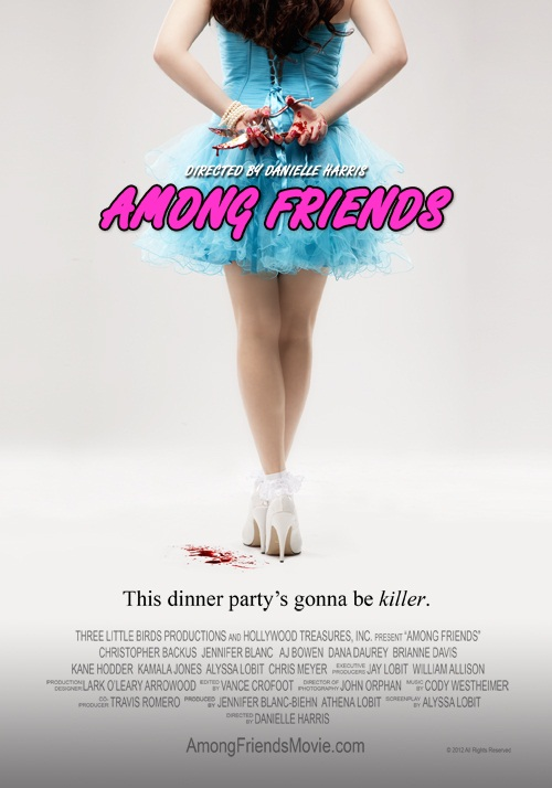 Ver Among Friends (2013) Online