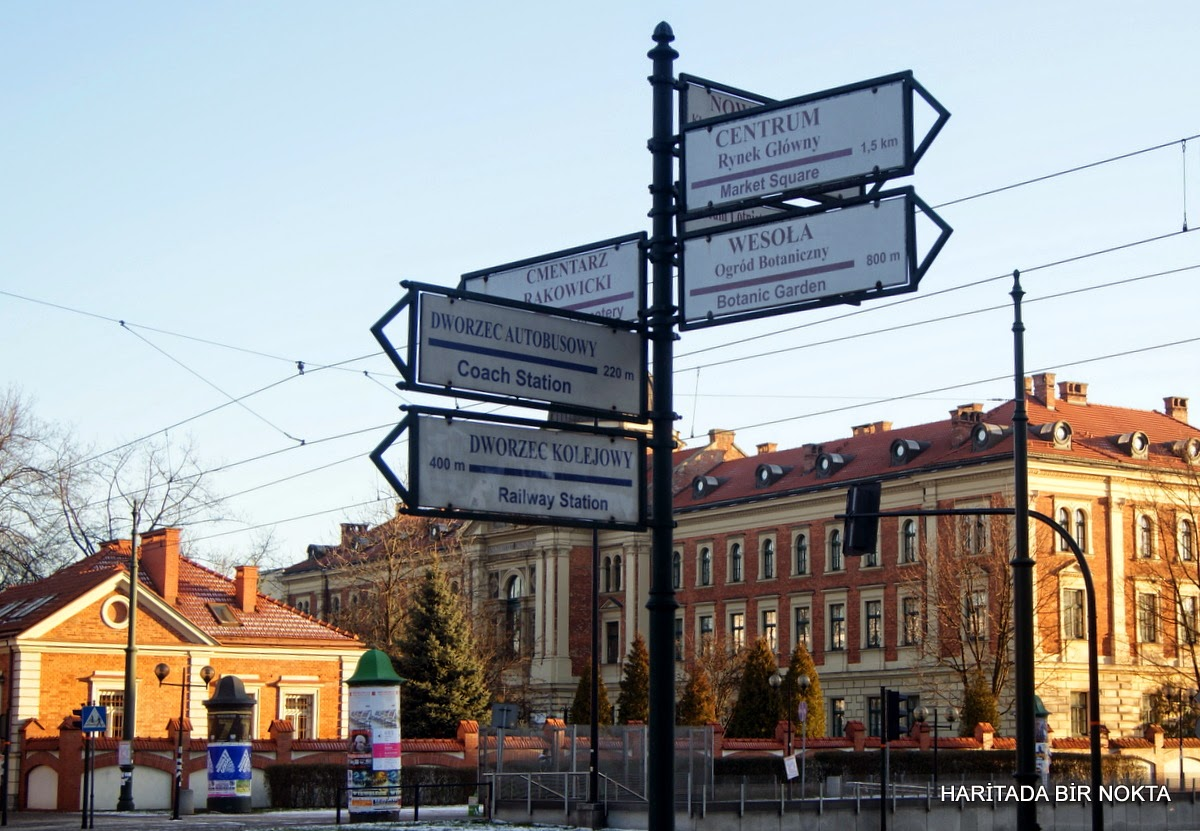 krakow central