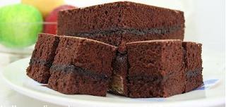 Cara Membuat Kue Brownis Kukus Cokelat