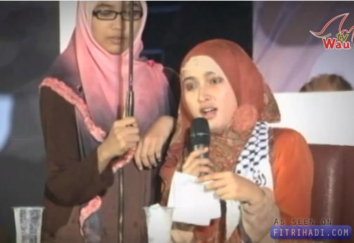 Video Sajak Seperti Apakah Itu Kelantan Meyda Sefira