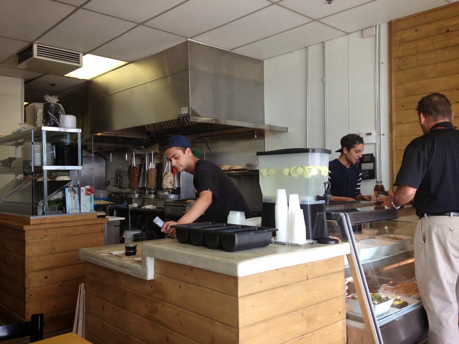 Cafe La La Alexanders Greek Kitchen In Vernon