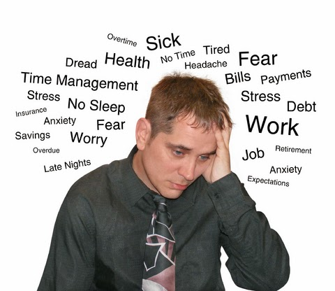 STRESS TIPS & CARE