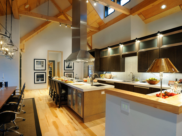 Mountain Home Kitchens