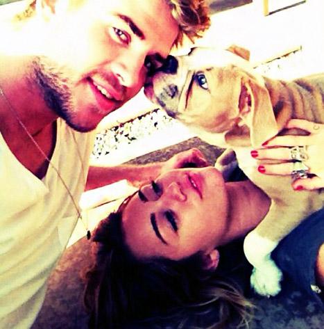 Miley cyrus flexible girl .