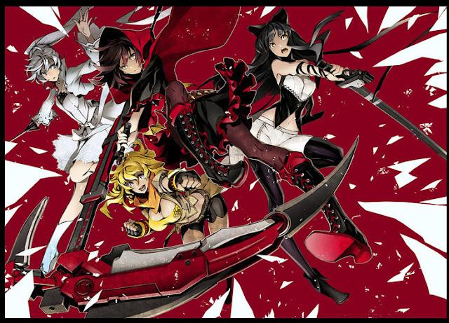 Manga 'RWBY' Ungkapkan Cerita Prequel Dan Visual Baru