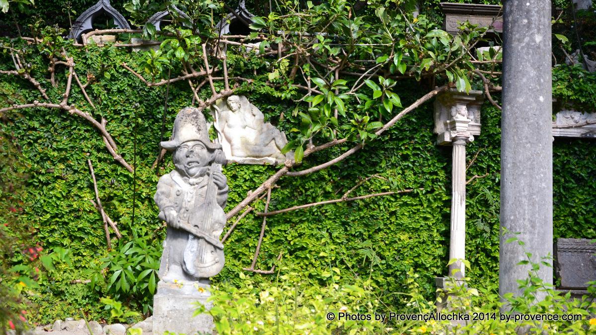 jardin,statues,pierre