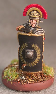 Warlord Roman Veteran Optio