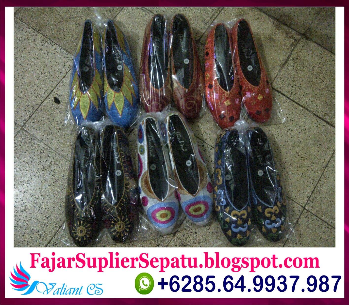 Sepatu Bordir Murah, Grosir Sepatu Bordir Bali, Grosir Sepatu Bordir Malang, +62.8564.993.7987