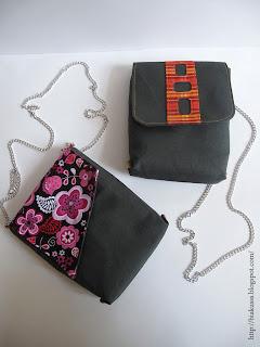 сумка-карман