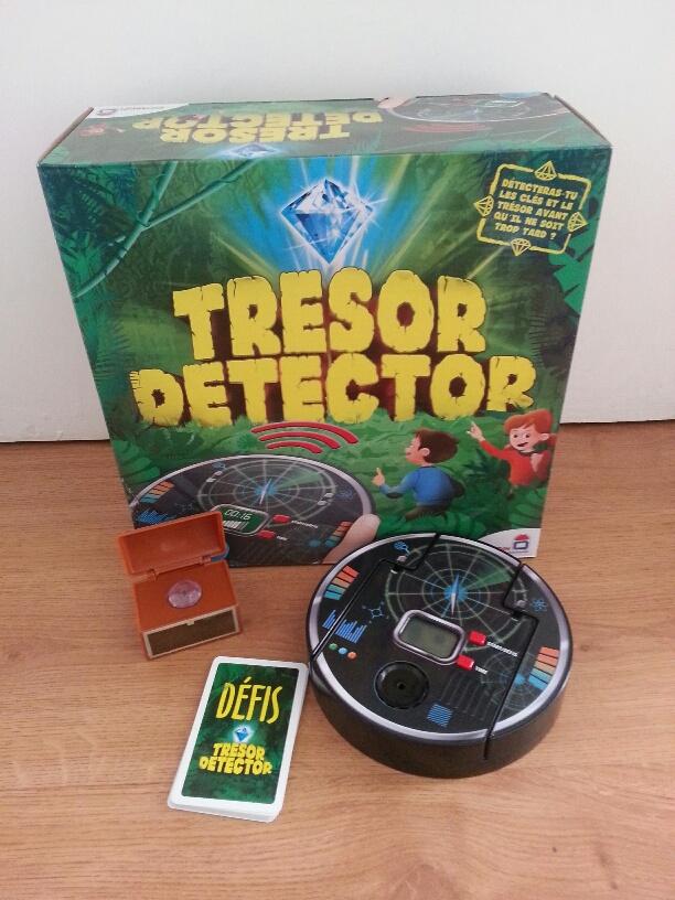 Tresor detector for Dujardin jouet
