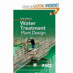 Water Treatment Plant Design Th Edition Pdf