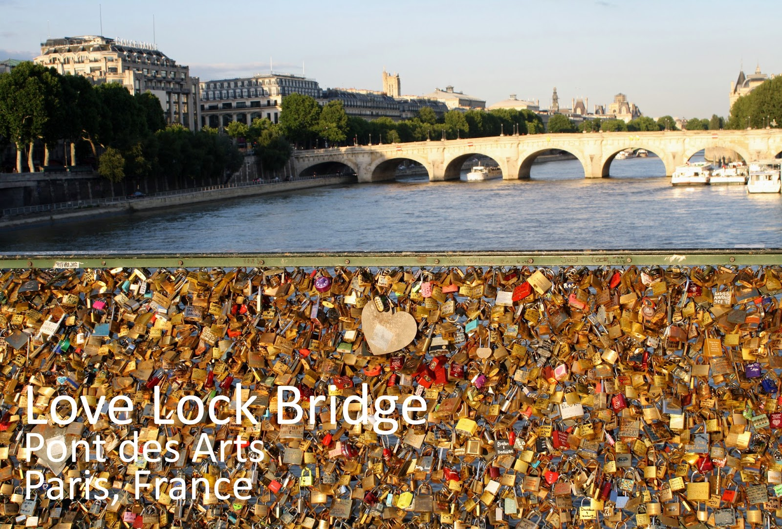 Love lock paris quotes quotesgram for Love lock bridge in paris