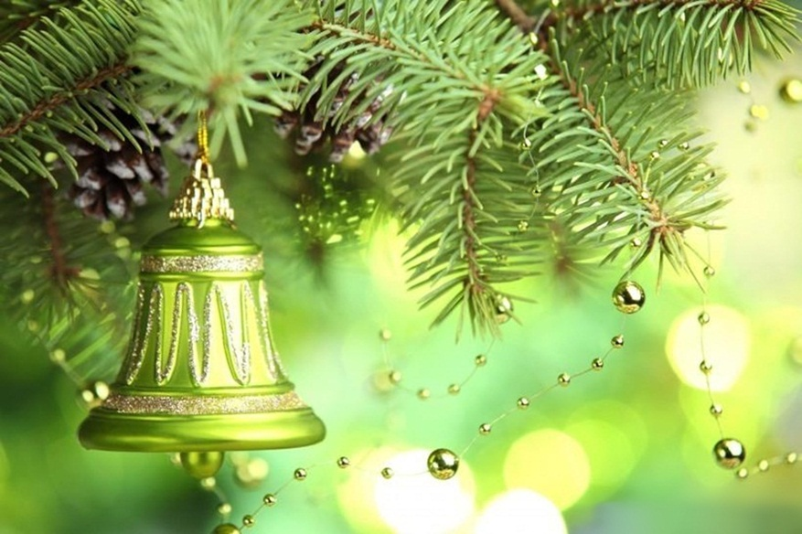 Free decorative christmas bell images hd wallpapers