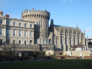 Dublin Castle, Dublin, Irland