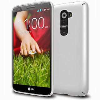 RINGKE SLIM LG G2 Case [LF White] Premium Super Slim Hard Perfect Fit Case Cover