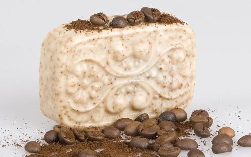 săpun natural cu cafea
