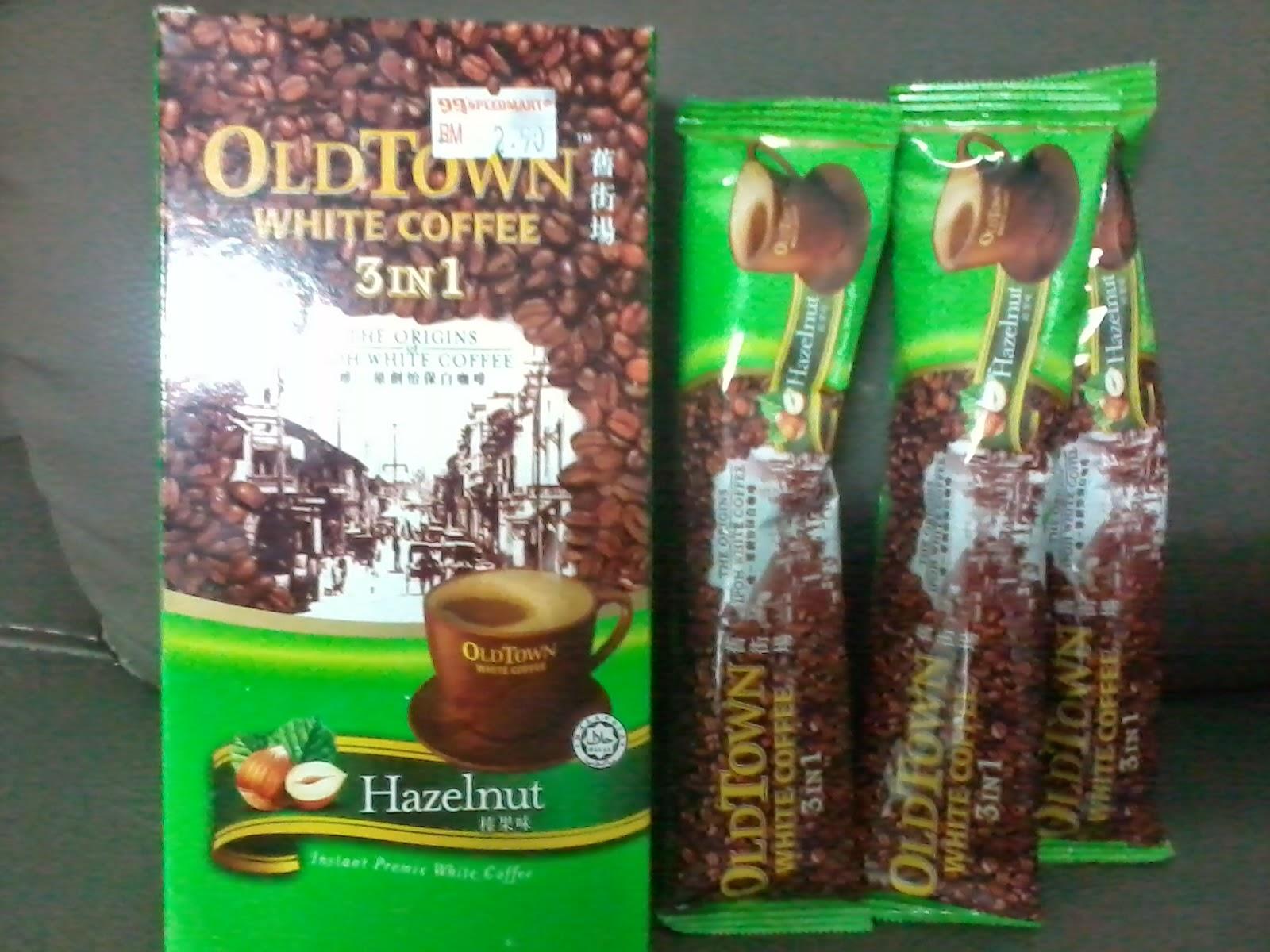 OldTown White Coffee pilihan sarapan pagi ni...