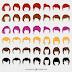 Hairstyles (auto update)