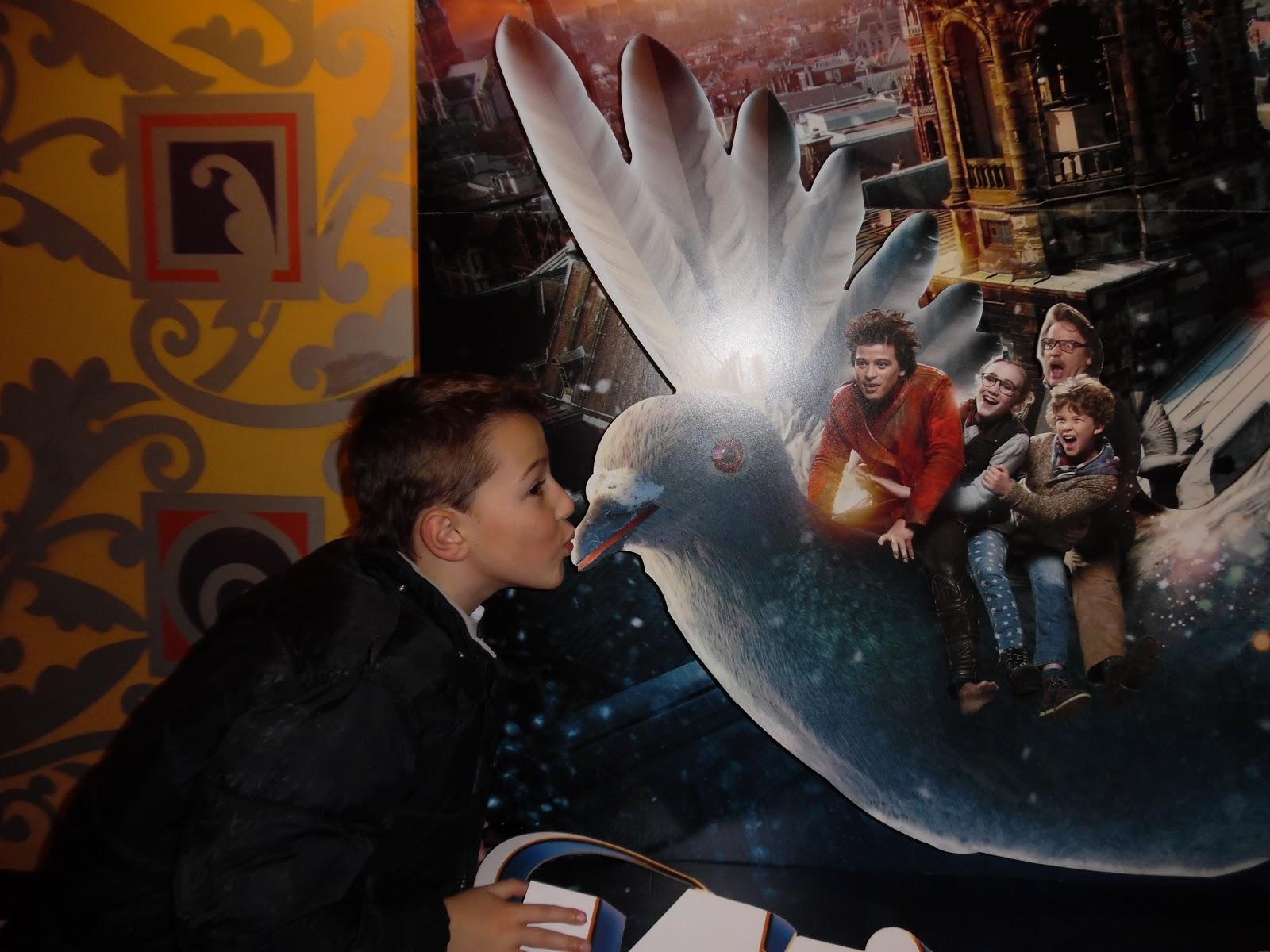 Angel en de Wiplala-filmposter!
