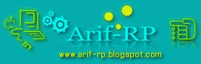 BLOG ARIF-RP
