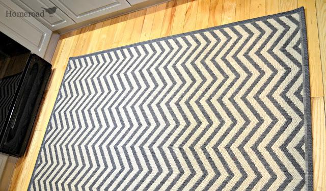 chevron rug www.homeroad.net