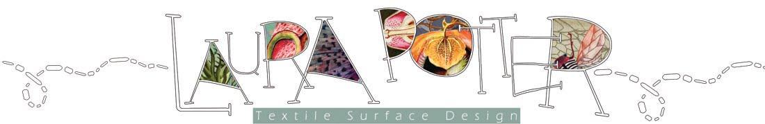 Laura Potter Textile/Surface Design