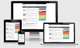 Template Blog Seo Friendly Responsive Terbaru