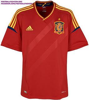 new Spain costume