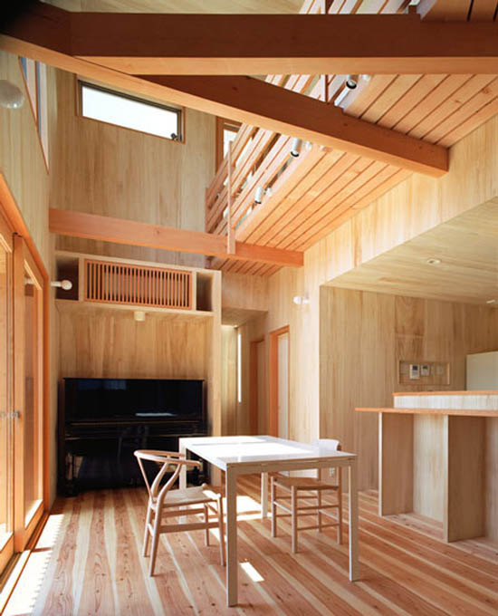 Kitchen photos blog hdmd wooden house japanese style for House interior design japan
