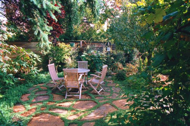 Casual Casa Natural Stone Paths And Flagstone Patios