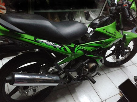 Review Kawasaki Athlete 2014