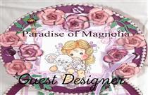 Guest Designer of Paradise of Magnolia
