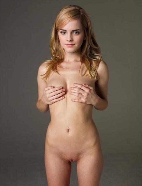Emma Watson Nude Fake