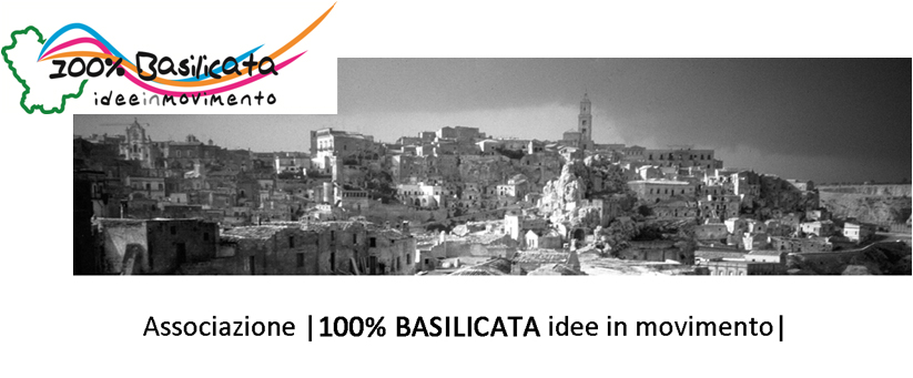 100% BASILICATA | Idee in movimento